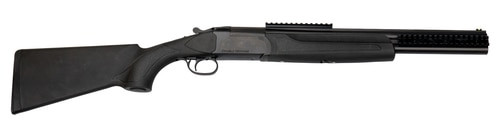 "Stoeger Double Defense, O/U 12 Ga, 20"" Barrel, Black Synthetic Stock"