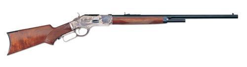 """Uberti 1873 Sporting Rifle, .44-40 Win, 24.25"""", Steel"""