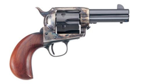 "Uberti 1873 Cattleman Old Model Bird''s Head, .357 Mag, 4.75"", Steel"