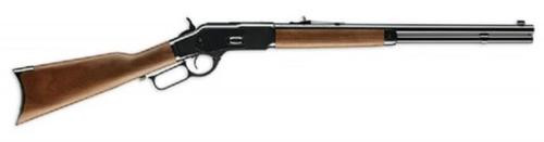 "Winchester 1873 Short Rifle 357mag 20"" Round Barrel Walnut Stock"