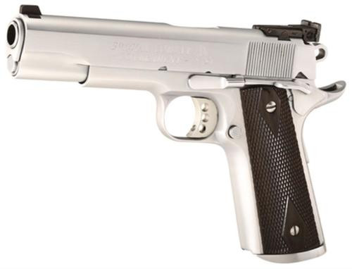 Colt Special Combat Government, 38 Super, Hard Chrome Finish, 9rd