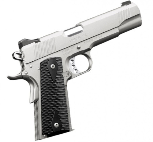 """Kimber STainless TLE II, 45ACP, 5"""", 7rd, CA Approved"""