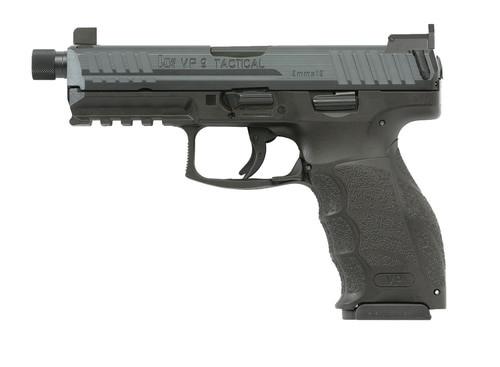 """HK VP9 Tactical 9mm 4.7"""" Threaded Barrel, 3-15rd Mag"""