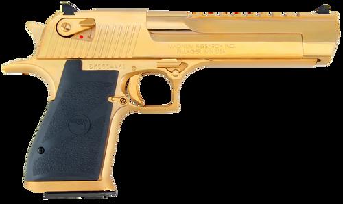 Magnum Research Desert Eagle 44 Magnum 24K Gold