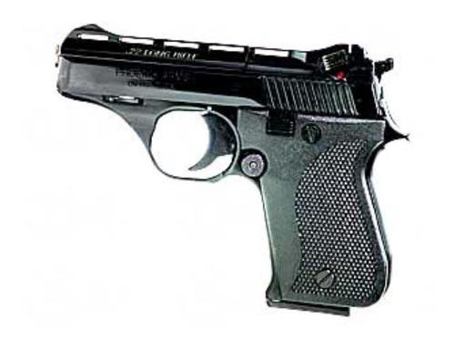 "Phoenix Model HP22 Pistol, 22LR, 3"", All Black, 10 Round Mag"