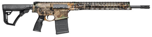 Daniel Defense DD5 Ambush Rifle, .308 Win, Realtree Xtra Camo 20rd Mag