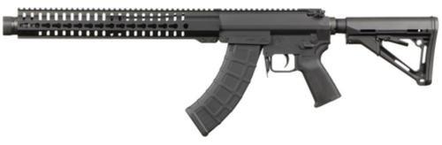 """CMMG MK AKS13 13"""" Medium Tapered 4140 SBN Barrel Pinned Welded Krink Threaded 5/8-24 TPI Magpul MOE Pistol Grip Magpul CTR Stock 30rd"""