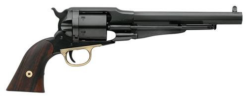 "Taylor's 1858 Remington Conversion 45 Colt 8"" 6 Blued"