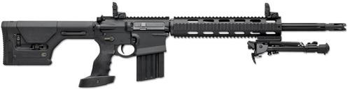 "DPMS 18 GII SASS 308 18"" Barrel Magpul Furniture & Sights, Bipod 20 Rd Mag"