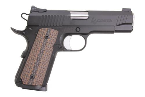 Nighthawk Custom 1911, Chris Costa Compact 45 ACP, 4.2""