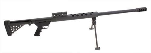 "Serbu BFG-50 Bolt Action Rifle, 29"" Barrel, With Bipod"