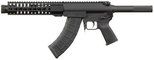 "CMMG MK47 Mutant AKS8 Pistol, 7.62x39mm, 8"", Krink Muzzle Device, 30rd, 9"" KeyMod Handguard"