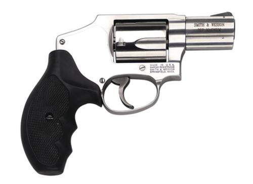 "Smith & Wesson 640 Internal Hammer 357 Mag, 2.12"" Barrel, Satin Stainless, 5rd"