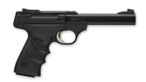 "Browning Buck Mark Standard URX 22LR 5.5"" Slabside Barrel Matte Blue Finish Adjustable Sights 10rd"