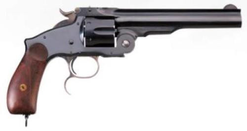 "Uberti Russian Top Break, .45 Colt, 6.5"", Blued"