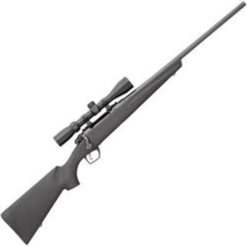 "Remington 783 30-06 22"" Barrel, 3-9x40mm Scope Synthetic Black Stock"