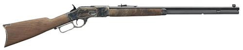 "Winchester 1873 Sporter 44/40, 24"" Octagon Barrel, High Grade Walnut Stock"