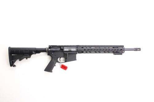 "Core15 M4 Keymod Scout, 5.56, 16"", 12.5"" Mid Length Rail, NiBoron Bolt Upgrade"