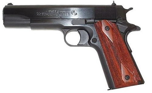 """Colt 1911 Government 9MM, 5"""" Blued, 9 Round"""