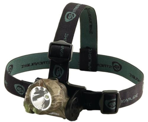 Streamlight Buckmasters Camo Trident with (3) Green LEDs & Batteries, Camo
