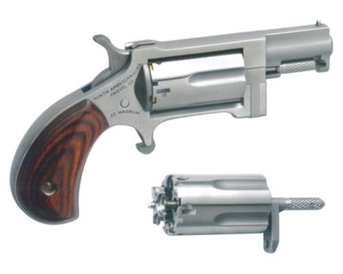 "North American Arms Sidewinder 22MAG and 22LR 1"" Barrel"