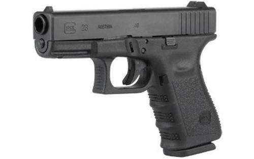 Glock G23 Gen3, .40 S&W, 10rd, US made, FS