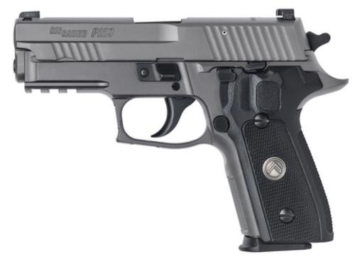 "Sig P229 Legion .40SW 3.9"" Barrel PVD Finish High Visibility Day/Night Sights G-10 Grips 10rd"