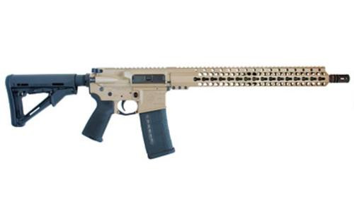 "Diamondback DB15 Rifle, .223/5.56, 16"", Flat Dark Earth, Keymod Handguard,, ,  30 rd"