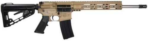 "Diamondback DB15 AR-15, .223/5.56, 16"" Barrel, Flat Dark Earth Finish, M-Lok Rail, 30rd Mag"