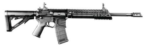 "Yankee Hill Billet Model 57 Carbine 5.56/223 16"" Barrel, QDS Sights MOE Grip Magpul Adjustable Stock 30rd Mag"