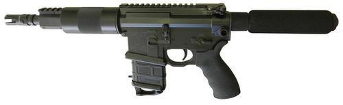 """Franklin Salus AR Pistol 5.56 NATO, 7.5"""" Barrel, Synthetic Grip Black,, rd,  30 rd"""