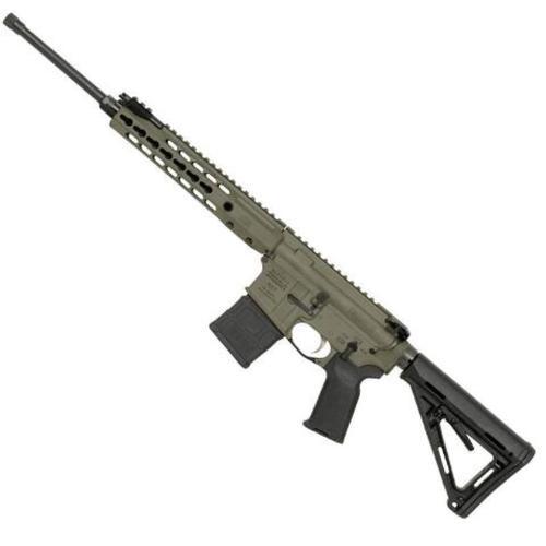 """Barrett REC7 Gen II Flyweight AR-15, .223/5.56, 16"""", 20rd, KeyMod, OD Green"""