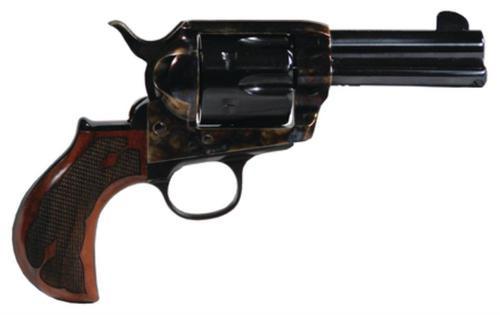 Cimarron S.A. Frontier Bird''s Head .45 Long Colt 3.5 Inch Barrel Blue