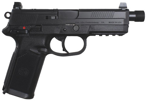 "FN FNX-45 Tactical 45 ACP 5.3"" Threaded Barrel, Night Sights, 15rd Mag"