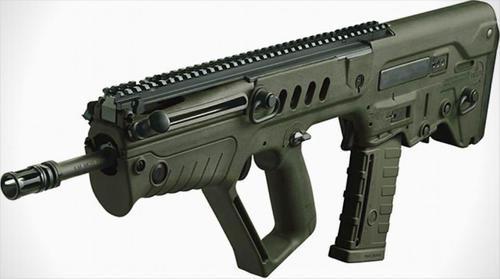 IWI TAVOR SAR Bullpup Rifle - Flattop 5.56 NATO, ODG Stock, 16.5 1:7 Barrel, 30rd Mag