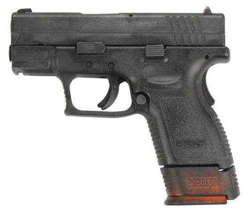 "Springfield XD 9mm, 3"", Black, 16rd, USED, Good Condition"