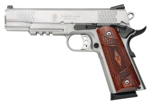 "Smith & Wesson SW1911TA ""E"" Series -, Tactical Accessory Rail, 45 ACP"