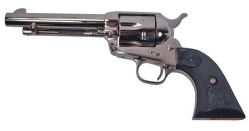 "Colt Mfg Single Action Army Peacemaker Single 45 Colt 5.5"" 6 Black C"