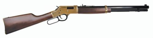 "Henry Big Boy Lever Rifles Lever .44 Rem Mag, 20"" Barrel, Walnut Stock, Blue,, rds,  10 rd"