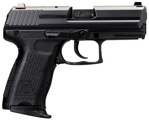 HK P2000 SK (V3) DA/SA 9mm rear decocking button, 10rd Mag CA MA Compliant
