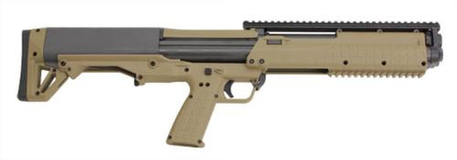 "Kel-Tec KSG Pump 12 Ga, 18.5"" Barrel, Tan Cerakote Finish"