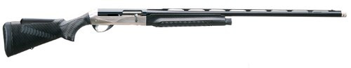 "Benelli Super Sport 12 Ga, 30"", Carbon Fiber ComforTech, Nickel/Blue Ported"