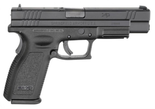 Springfield XD 40, 5 inch, Black, 2006 package, 12rd Mag