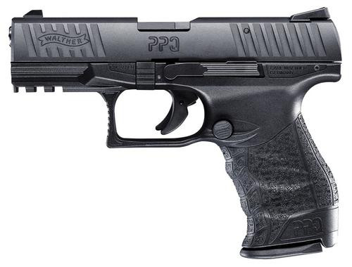"Walther PPQ .22 L.R. 4"" Black 10 Round (March), 1 Mag"