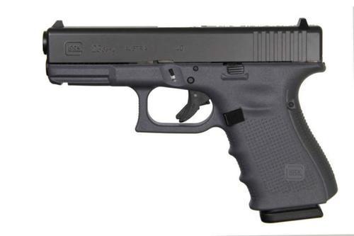 Glock G23 Gen4 .40 S&W, 13rd, Gray Frame