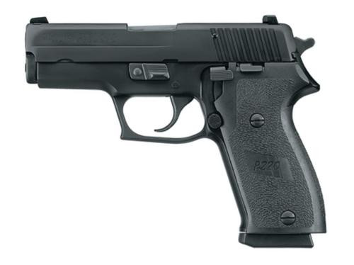 Sig Carry SAS Gen2 45 ACP 3.9 Night Sights SRT Trigger 8 Round