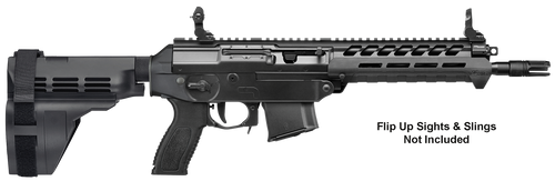 SIG P556XI 7.62 Pistol 30rnd Mags Stabilizing Brace