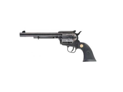 "Chiappa Firearms, SAA Target 17-10, 17HMR, 7.5"" Barrel, Adjustable Rear Sight, 10Rd"