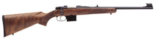 """CZ 527 Carbine Bolt 7.62x39mm, 18.5"""" Barrel, Walnut Stock, 5rd"""