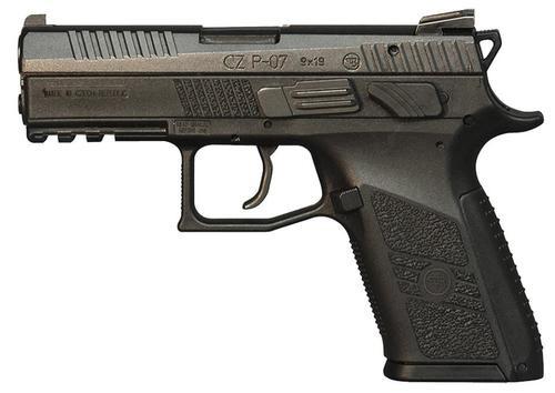 CZ 75 P-07 .40 S&W Black PolyCoat